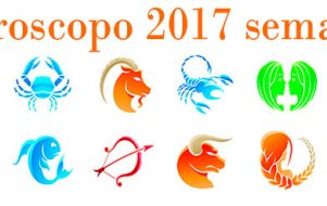 horoscopo 2017 semanal