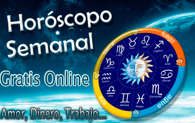 Horoscopo fiable semanal